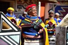 Ndebele Culture, Mpumalanga, South Africa