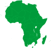 Africa without South Africa